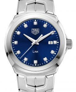 link blue 247x300 - TAG HEUER LINK QUARTZ