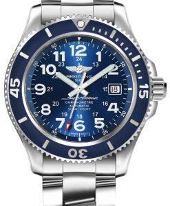 superocean 247x300 - Breitling Superocean II 42 Mens Watch