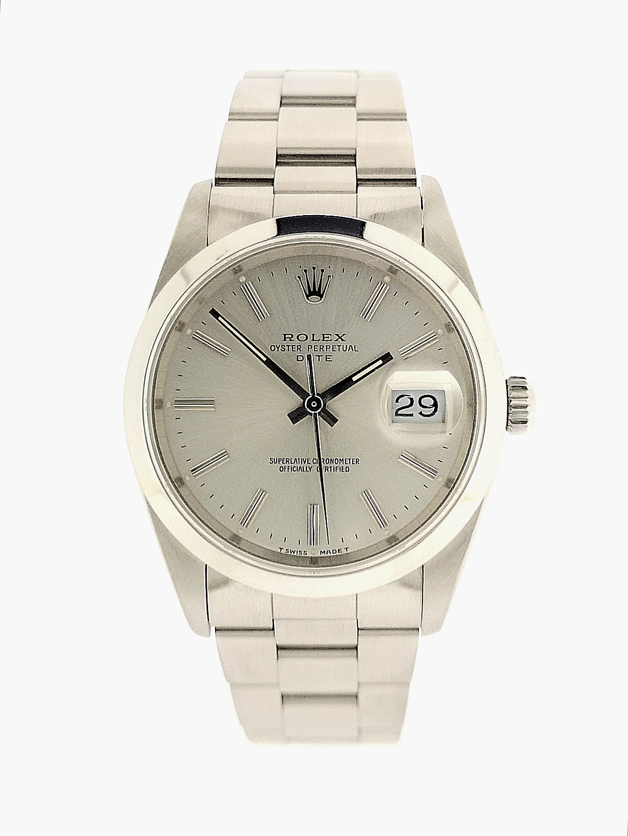 Rolex Oyster Perpetual Date15200 Watch Agency